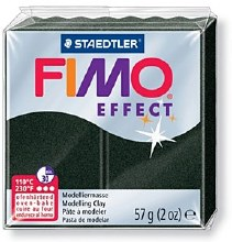 FIMO EFFECT 56G Pearl Black