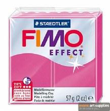 FIMO EFFECT 56G Ruby Quartz
