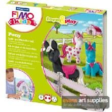 Fimo Kids F&P Pony