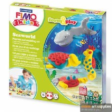 Fimo Kids F&P Sea World