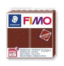 FIMO Leather EFFECT 56G Nut