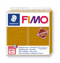 FIMO Leather EFFECT 56G Ochre