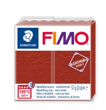 FIMO Leather EFFECT 56G Rust