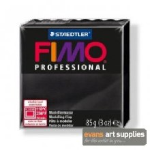 Fimo Professional Black