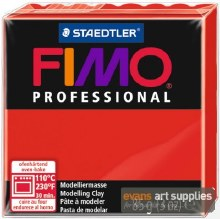 Fimo Professional True Red