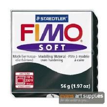 FIMO SOFT 56G Black