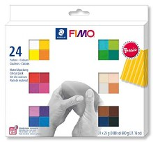 FIMO SOFT Starter Set 24 x 25g