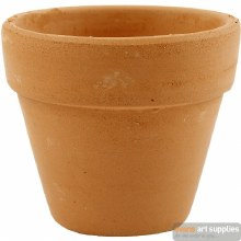 Flower Pot D:7 cm H:6.5cm each