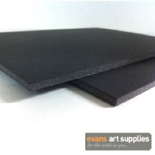 A1 Foamboard 5mm Black (Min 3 Sheets)