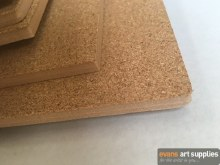 A1 Foamboard 3mm Cork (Min 3 Sheets)
