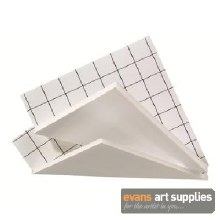 A1 Foamboard 5mm White Self-Adhesive (Min 3 Sheets)