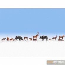 Forest Animals, 12 assorted