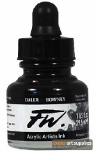 FW INK 29.5ML BLACK (INDIA)