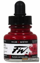 FW INK 29.5ML CRIMSON