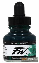 FW INK 29.5ML DARK GREEN