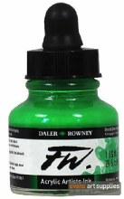 FW INK 29.5ML EMERALD GREEN