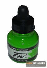 FW INK 29.5ML FLUOURESCENT GREEN