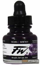 FW INK 29.5ML PURPLE LAKE
