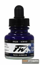 FW INK 29.5ML ROWNEY BLUE