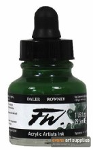 FW INK 29.5ML SAP GREEN