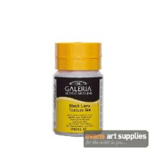 GAL 250ML BLACK LAVA TEX GEL
