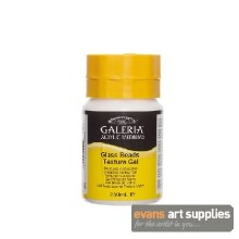 GAL 250ML GLASS BEAD TEX GEL