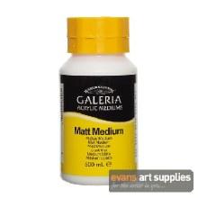 Galeria Matt Medium 500ml