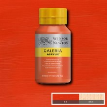 GALERIA 500ML CADMIUM ORANGE