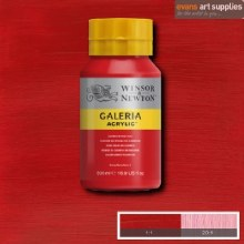 GALERIA 500ML CADMIUM RED
