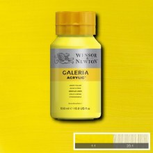 GALERIA 500ML LEMON YELLOW