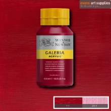 GALERIA 500ML PERMANENT ALIZARIN CRIMSON