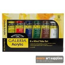 GALERIA 6 X 60ML SET