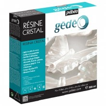 Gedeo Crystal Resin Kit -300ml