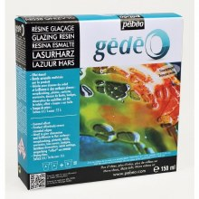 Pebeo Gedeo Glazing Resin Kit