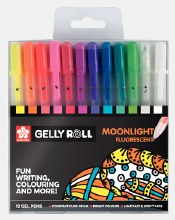 Gelly Roll Moonlight 10 set 12