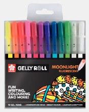 Gelly Roll Moonlight 10 set 12