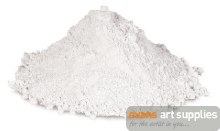Genuine White Marble Dust Med
