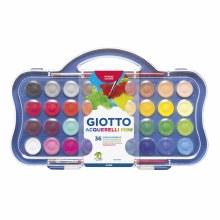 Giotto Box 36 Watercolours Mini
