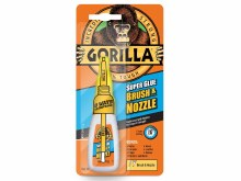 Gorilla Superglue Brush & Nozz