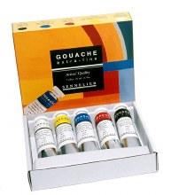 Gouache starter set>5 tubes 2