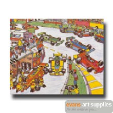 Grand Prix Jigsaw 80pce