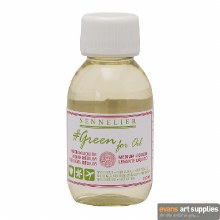 Green 4 Oil Liquid Medium100ml