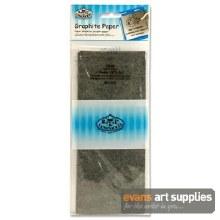 "Grey Graphite Paper 18x36"""