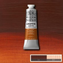 GRIFFIN ALKYD 37ML BURNT SIENNA