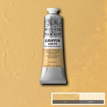 GRIFFIN ALKYD 37ML NAPLES YELLOW