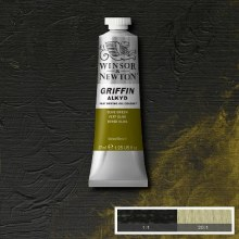 GRIFFIN ALKYD 37ML OLIVE GREEN