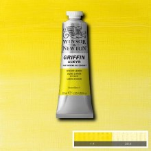 GRIFFIN ALKYD 37ML WINSOR LEMON