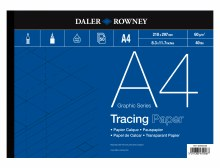 Daler Rowney Tracing Pad A4 60gsm