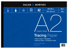 Daler Rowney Tracing Pad A2 60gsm