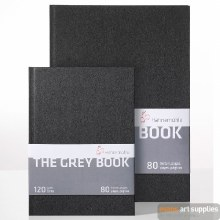 Hahnemuhle The Grey Book A5